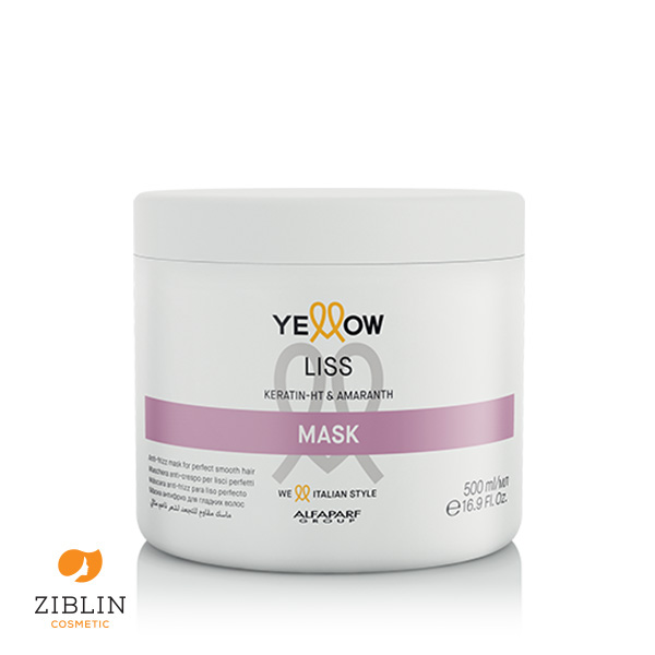 ziblin-yellow-lisse-mask